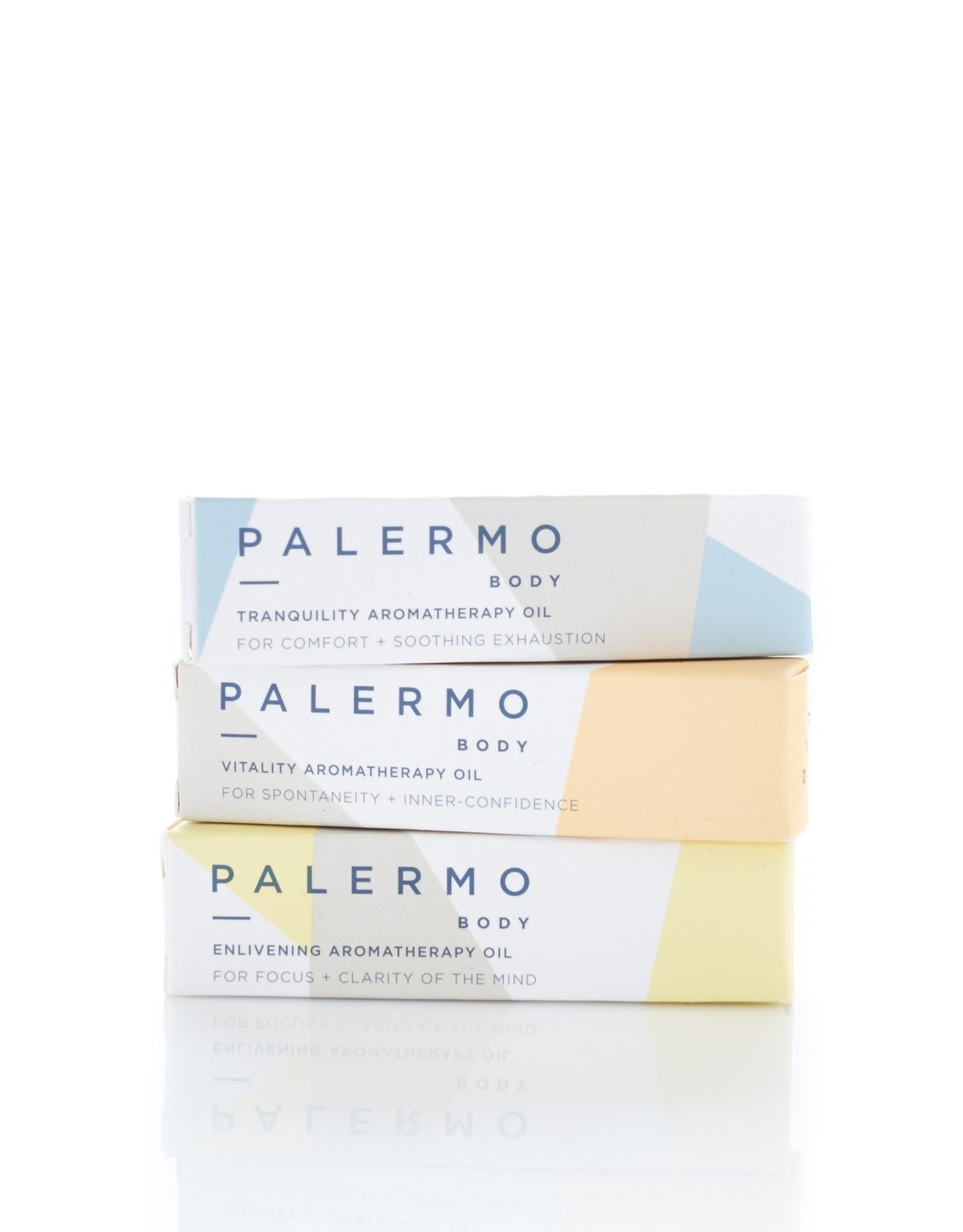 Palermo Body Aromatherapy Oil