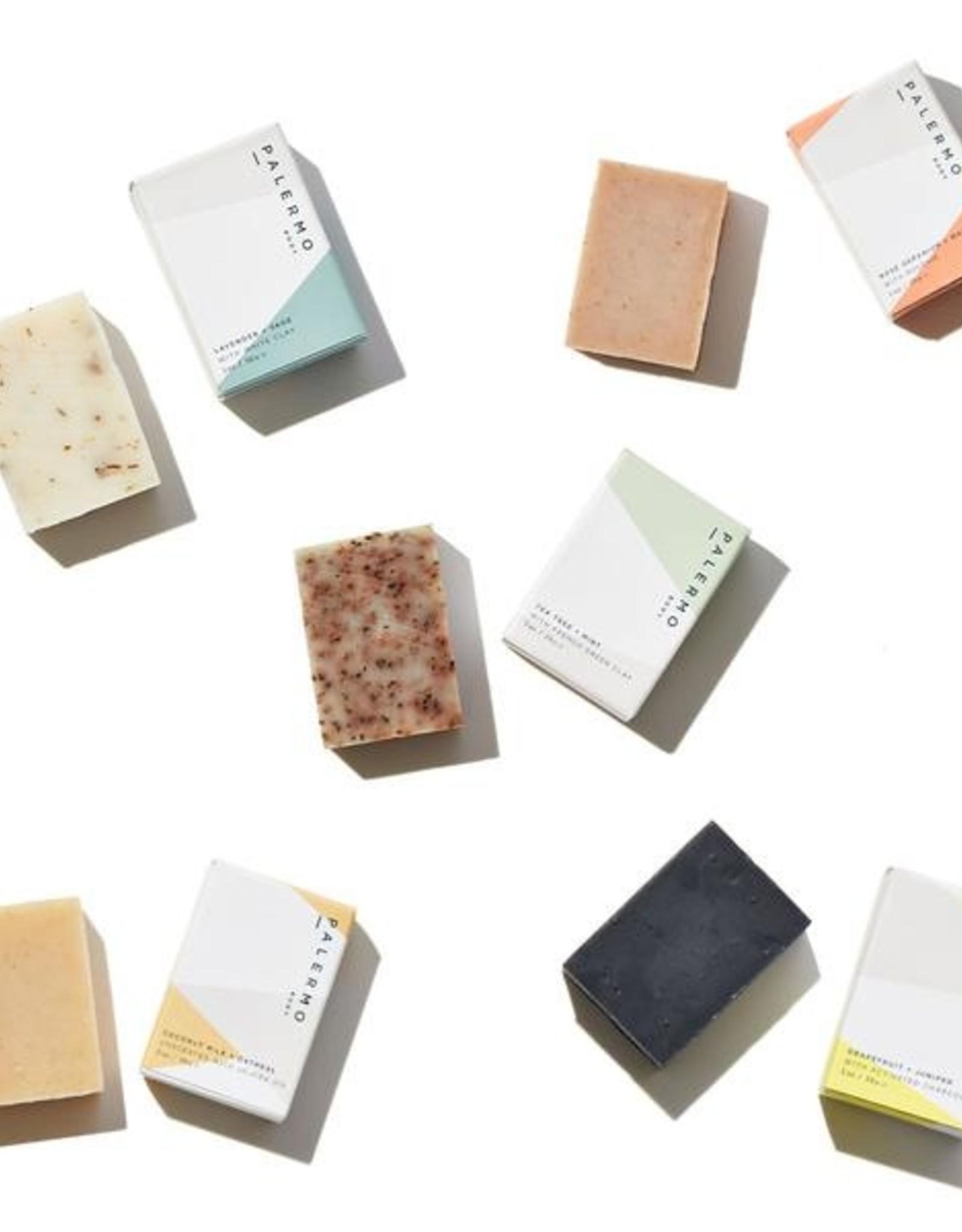 Palermo Body Facial Soap