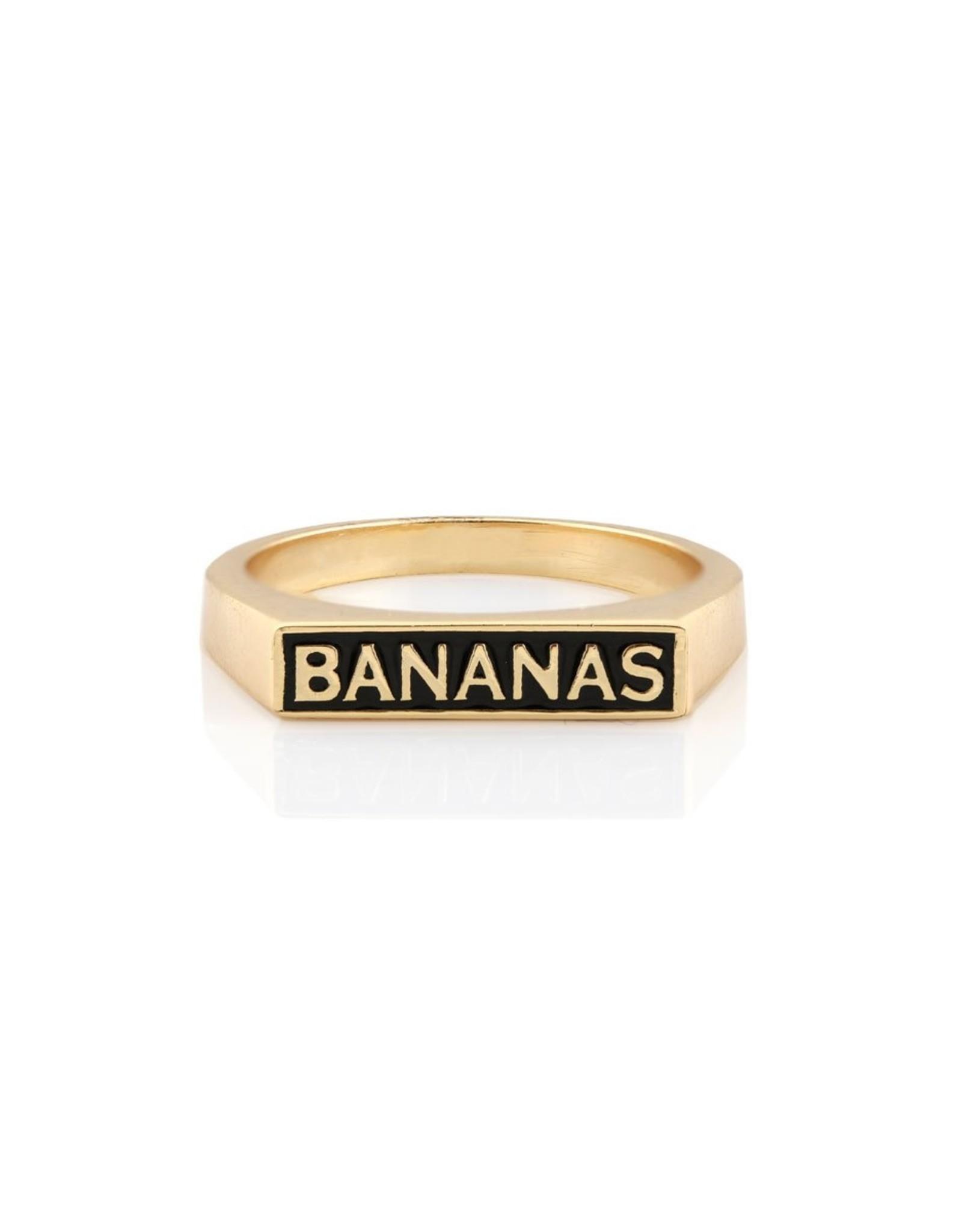 Kris Nations Bananas Ring Sz 6