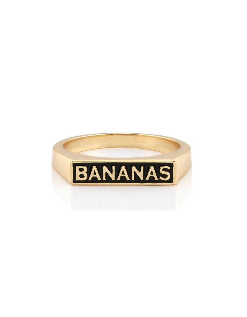 Kris Nations Bananas Ring sz 7
