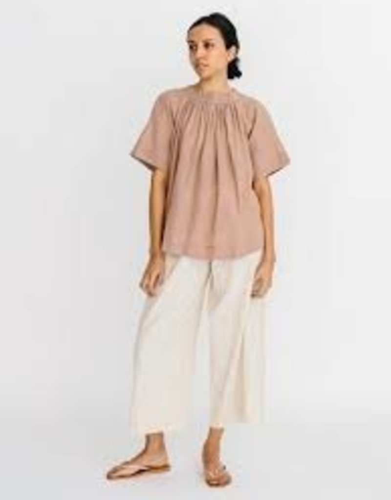 Mirth Vienna Blouse - Short Sleeve