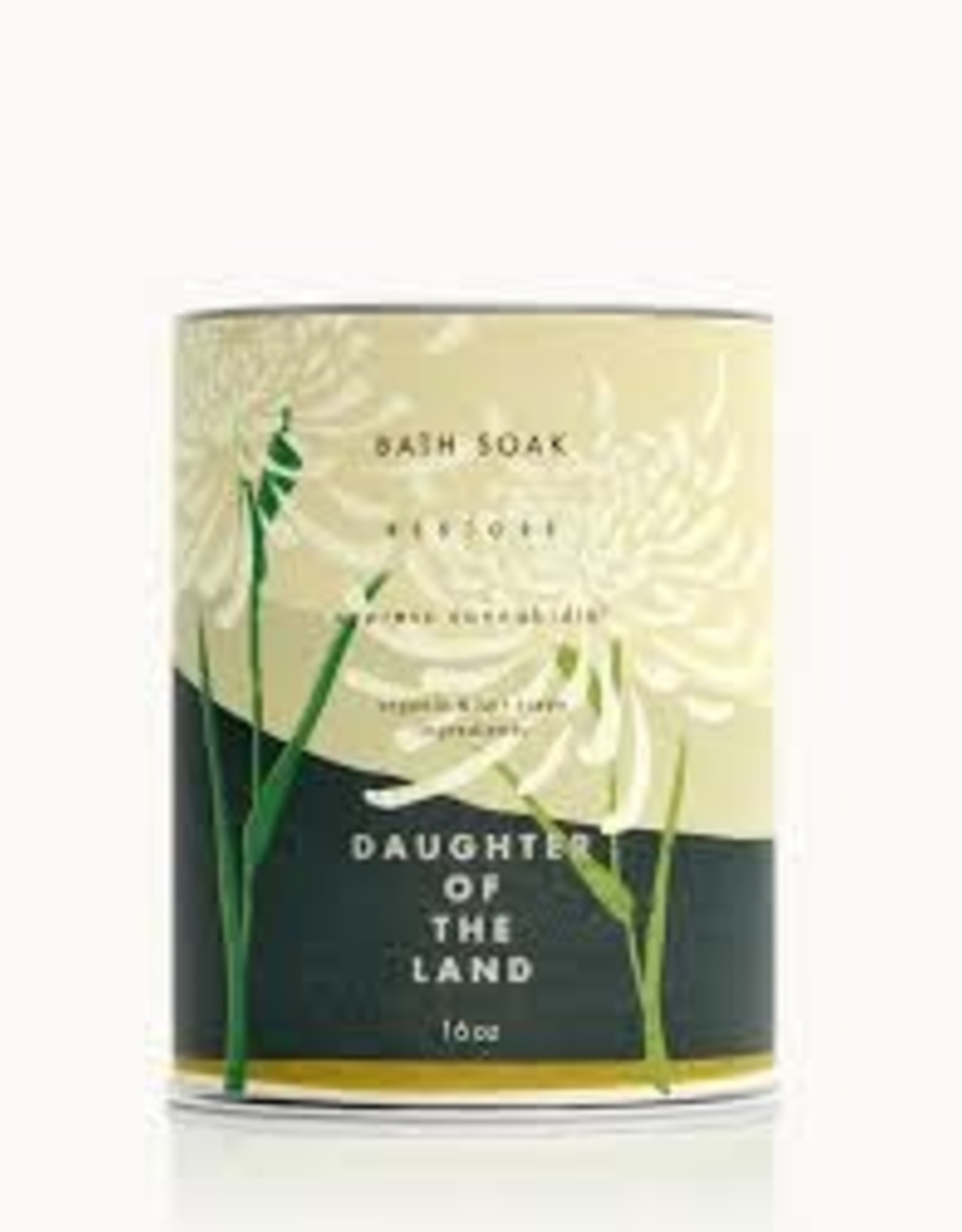 Daughter of the Land CBD Bath Soak