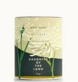 Daughter of the Land Cypress CBD Bath Soak
