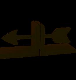 HomArt Arrow Bookends