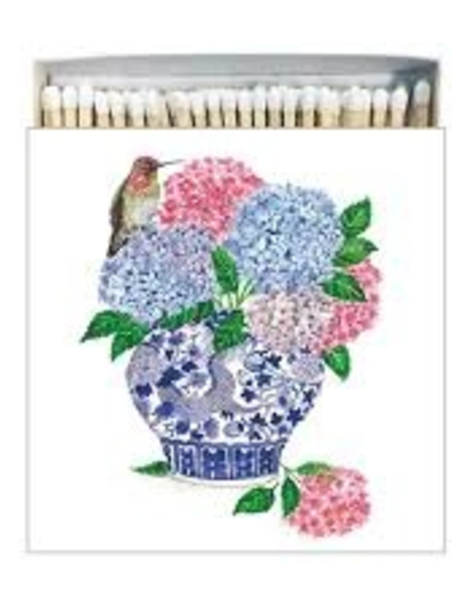 Paper Products Design Hydrangea Vase Matches
