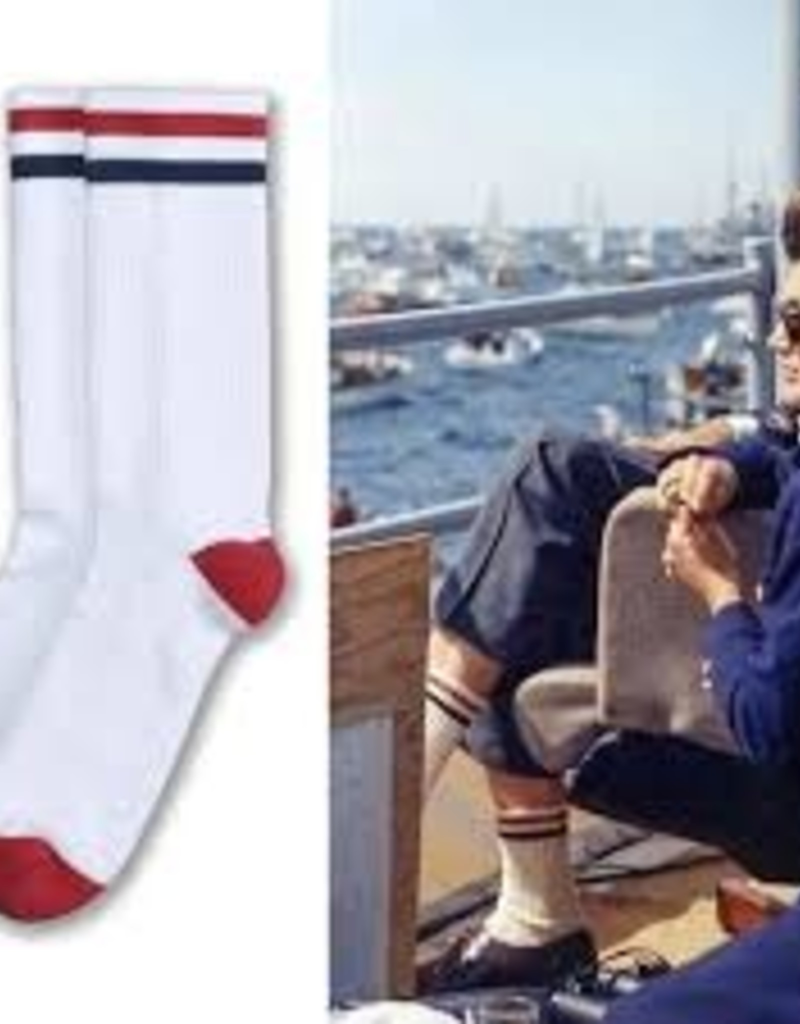 American Trench Kennedy Lux Athletic Sock