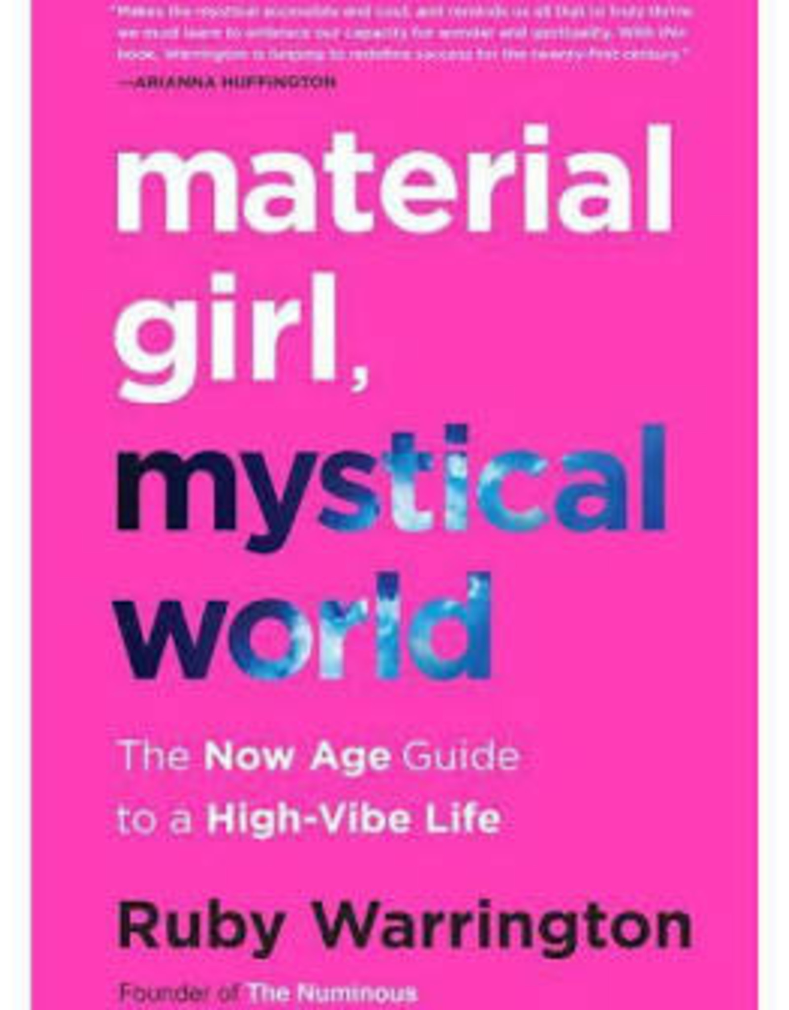Harper Collins Material Girl, Mystical World