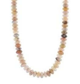 Kris Nations Pink Opal Strand Necklace