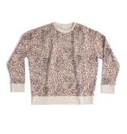 Shiraleah Leopard Sweatshirt