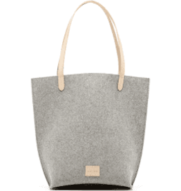 Graf Lantz Hana Tote Leather Handle