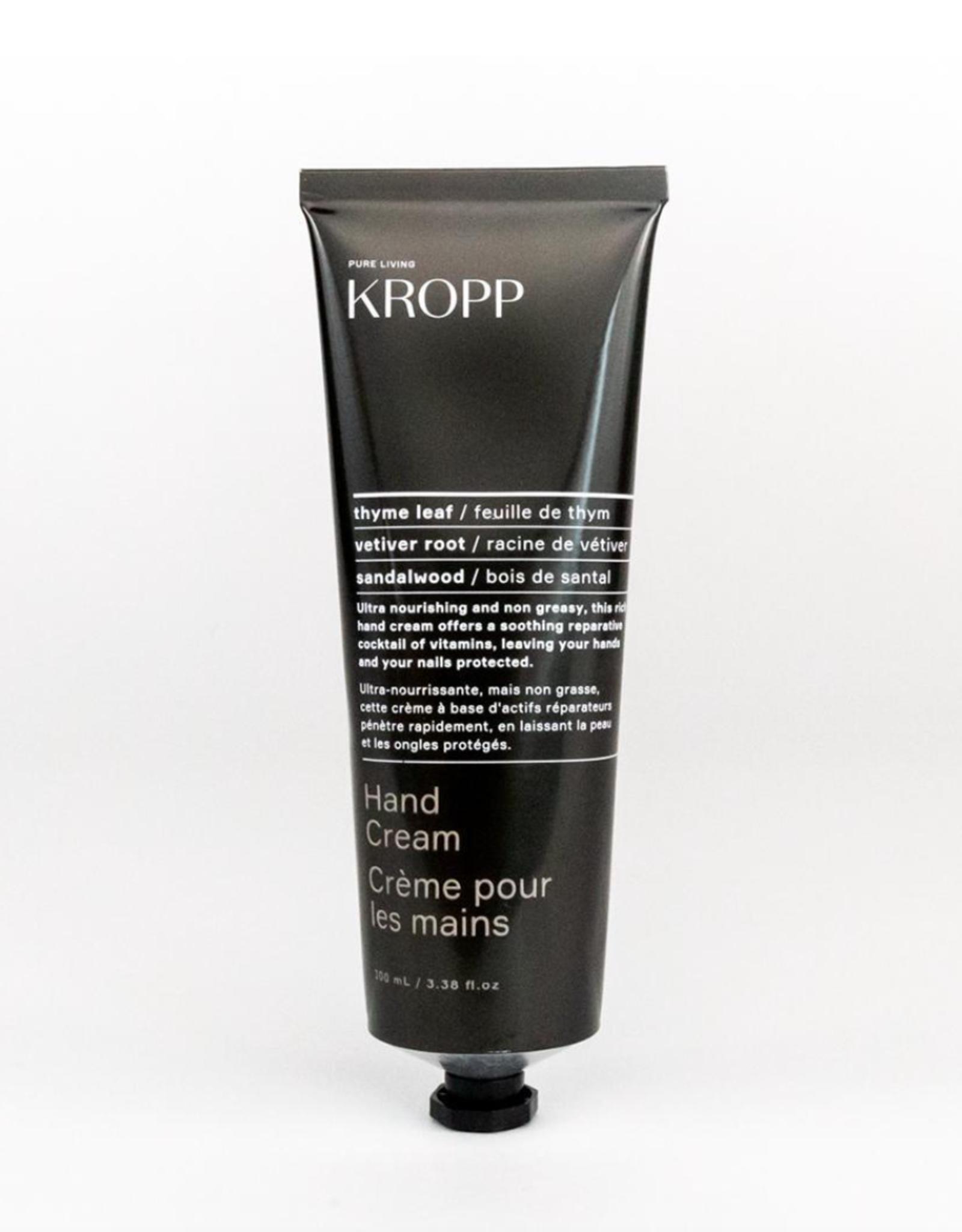 Kropp Kropp Hand Cream
