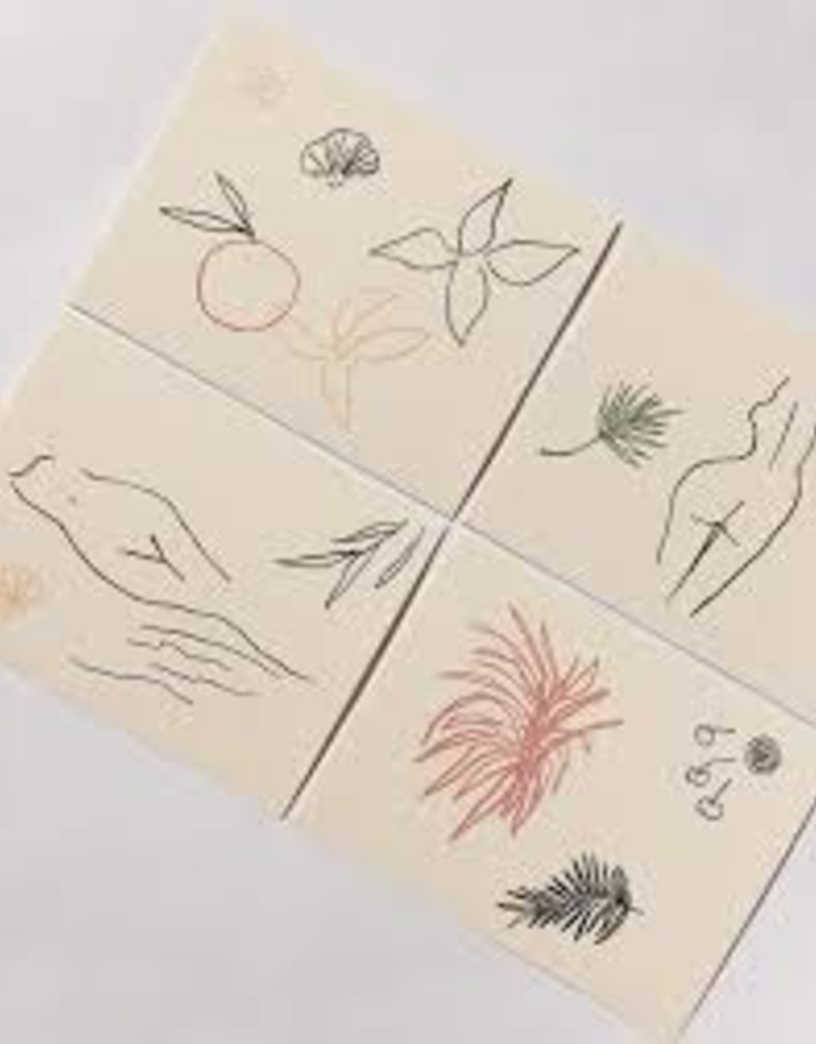 Wilde House Paper Fauna Notecard Set