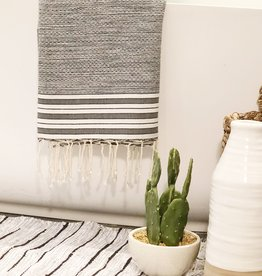 Scents & Feel Fouta Chine St Tropez Grey