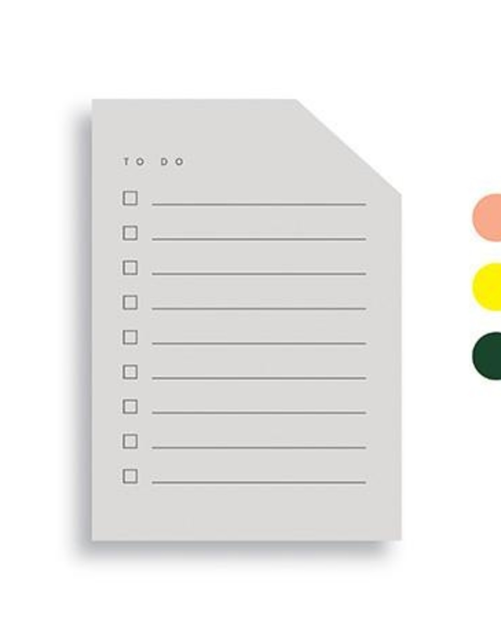 Moglea Colorblock Notepad