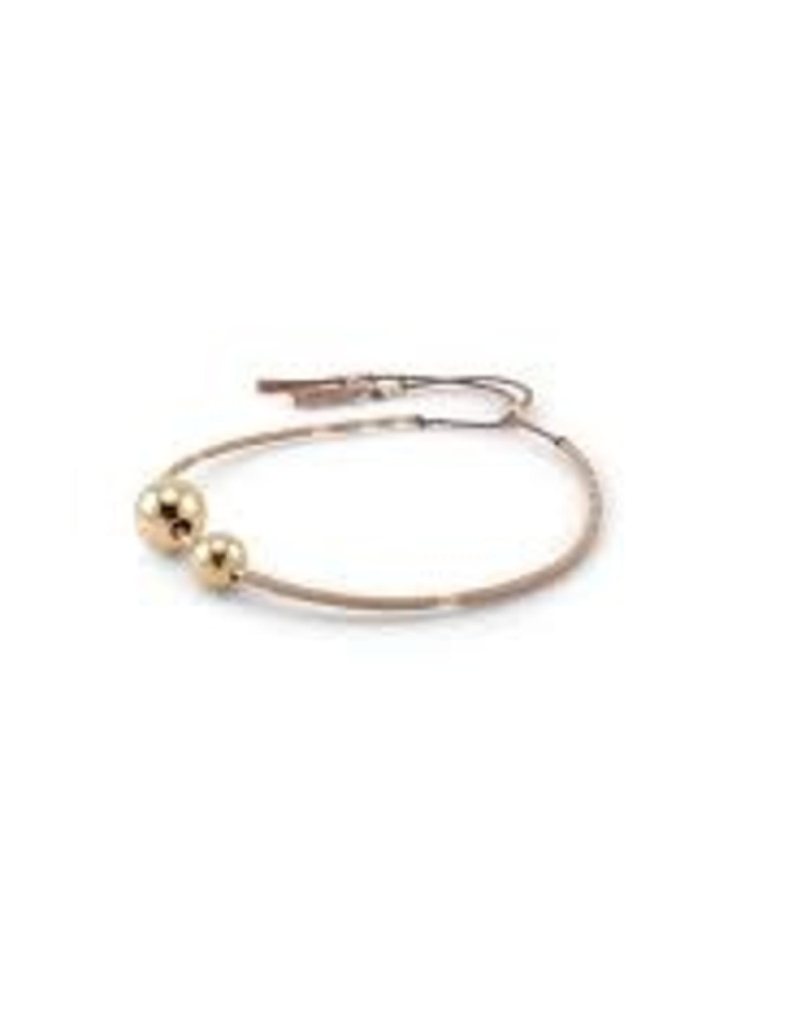 Abacus Row Hati Bracelet M/L