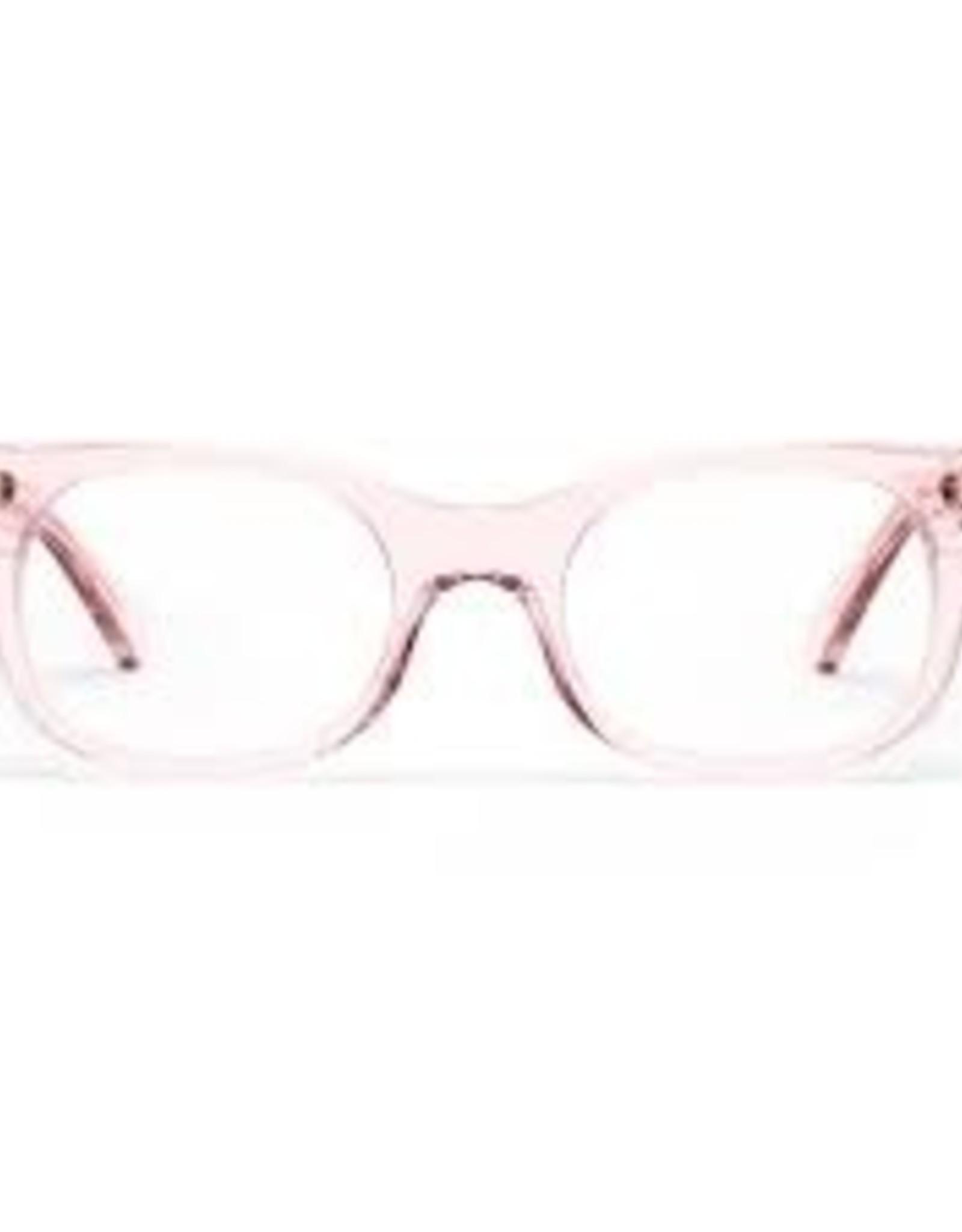 Caddis Bixby - Polished Clear Pink