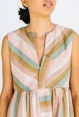 Mirth Anguilla Rainbow Dress