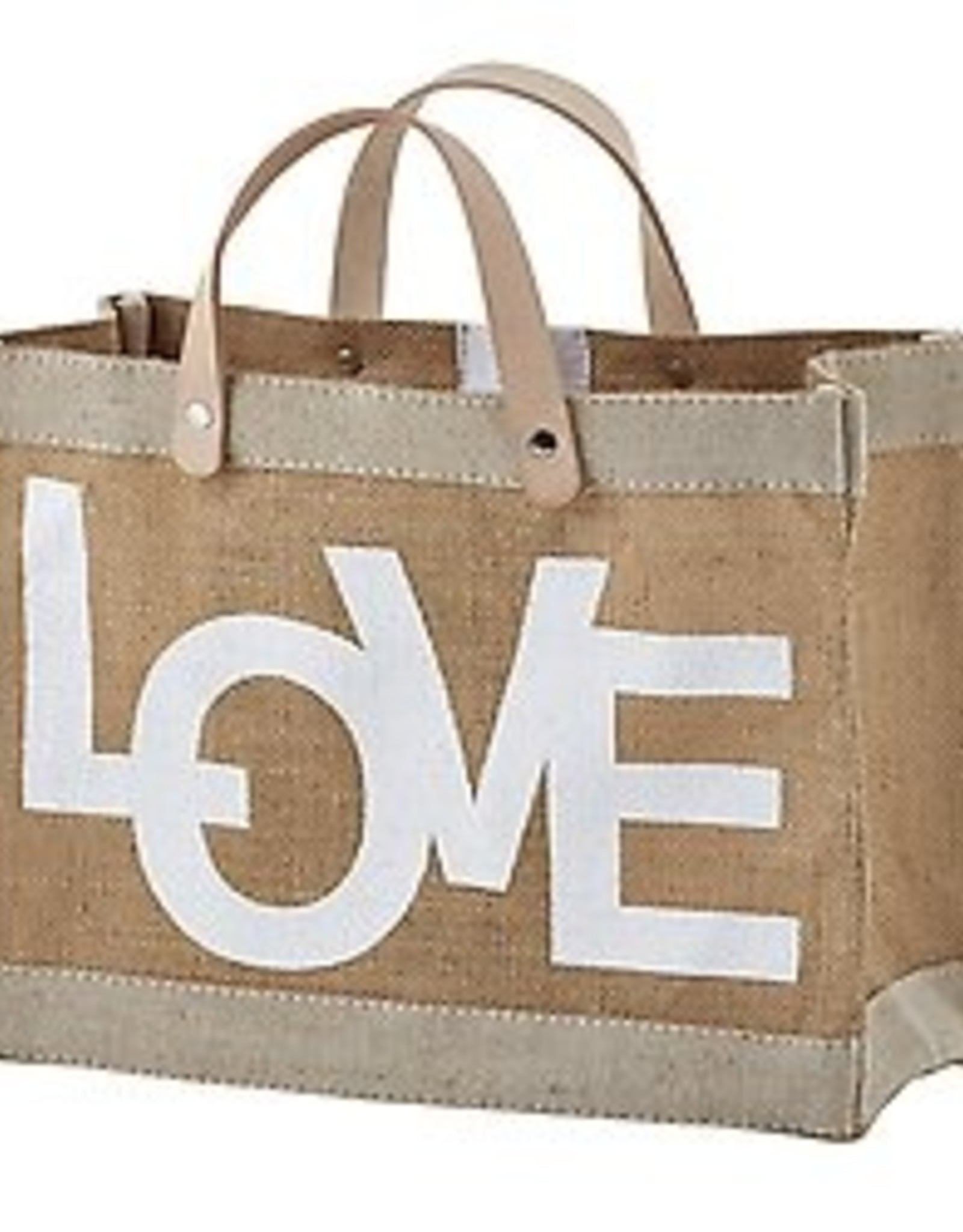Creative Brands LOVE Mini Market Tote