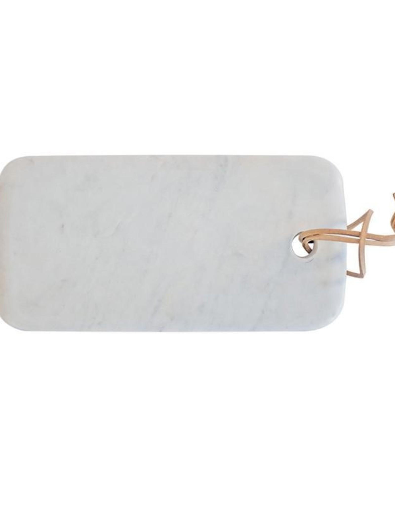 Caravan Home Small Marble Cheese Board
