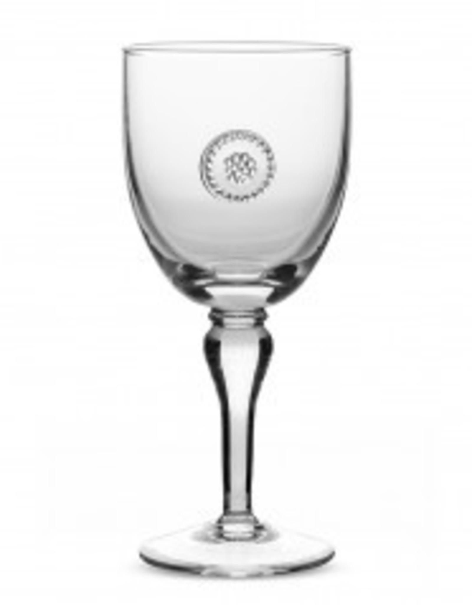 Juliska B+T Wine Glass