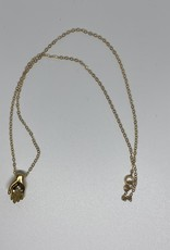Jacqueline Rose Giving Hand Necklace