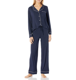 Barefoot Dreams Luxe Piped Pajamas