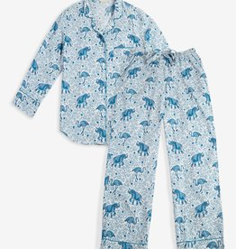 Print Fresh Flamenco Long Sleep Set