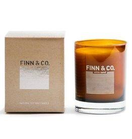 Finn & Co White Sand Candle