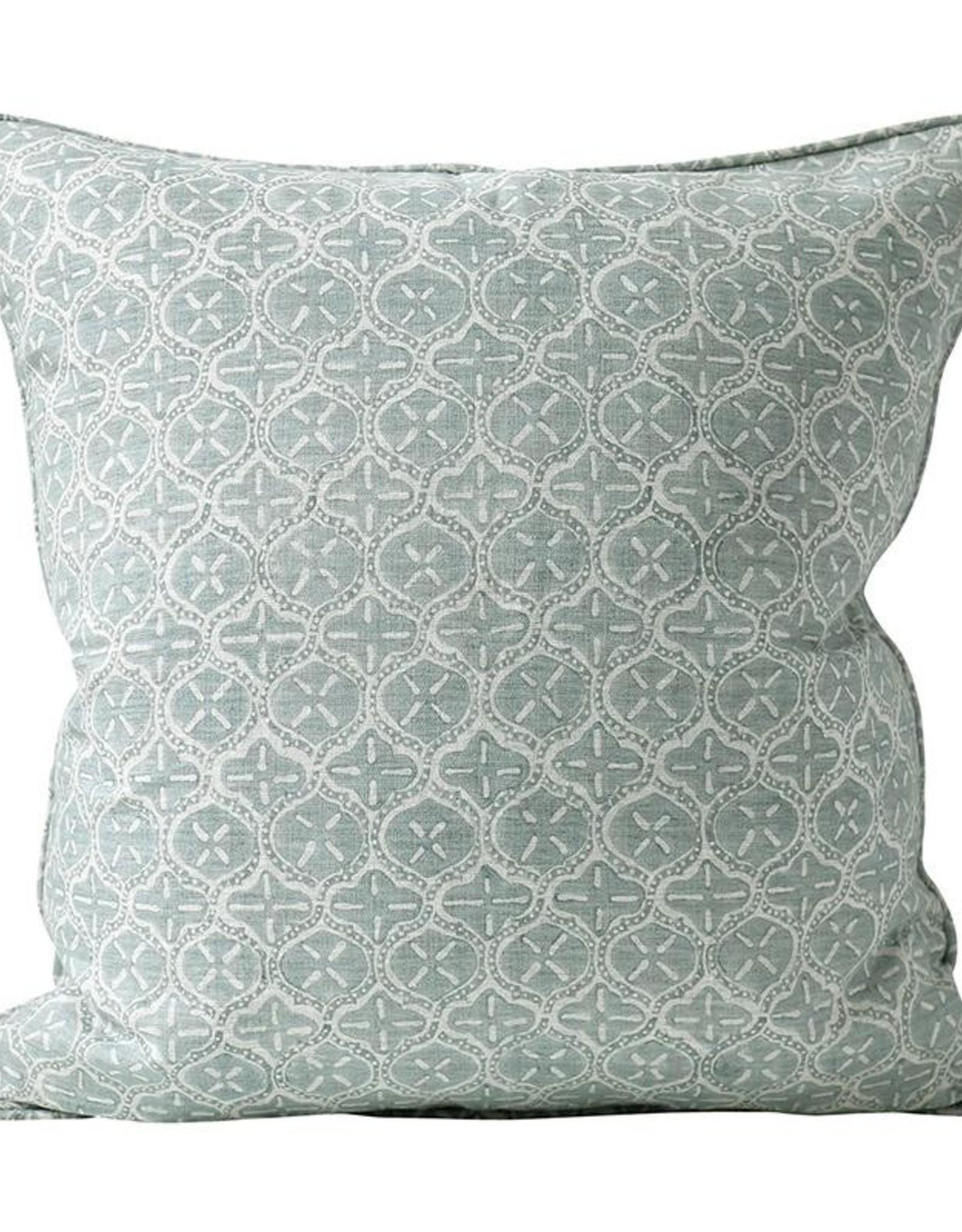 Walter G Pasadena Celadon Pillow 20x20