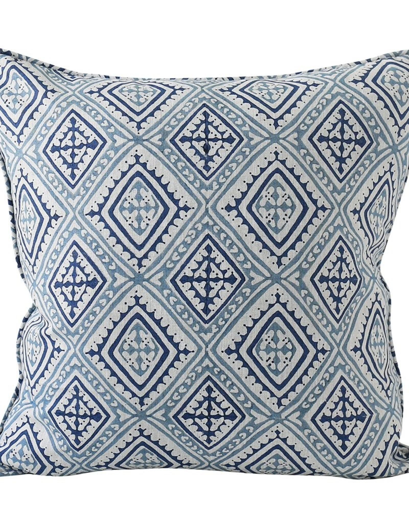 Walter G Havana Azure Pillow 20x20