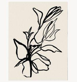 Wilde House Paper Flora Art Print