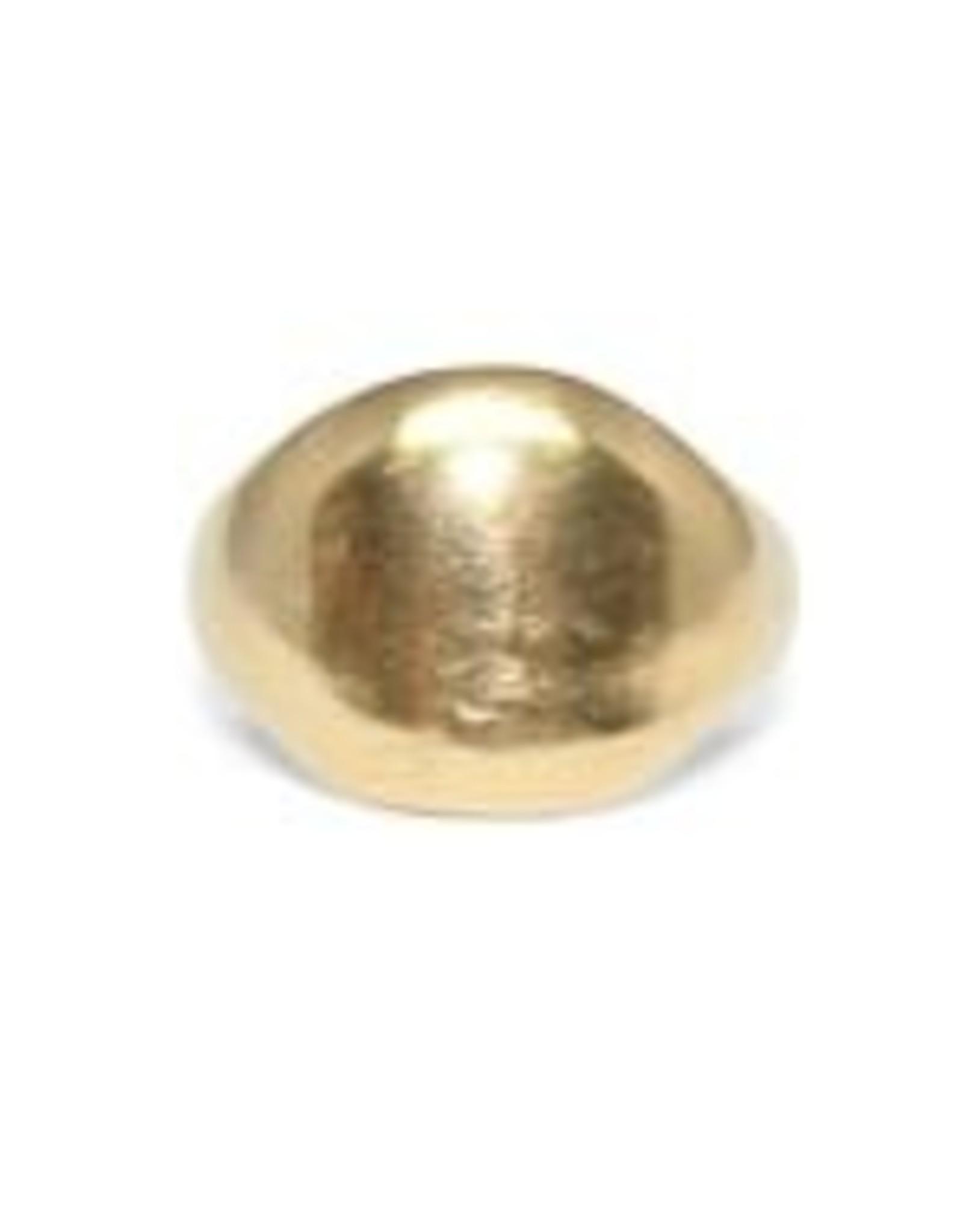 Amanda Hunt Cocoon Ring Bronze