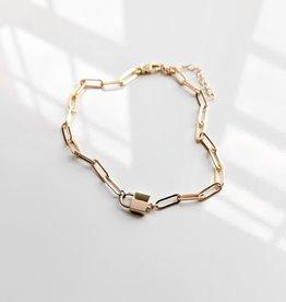 Thatch Jewelry Jessa Lock Bracelet