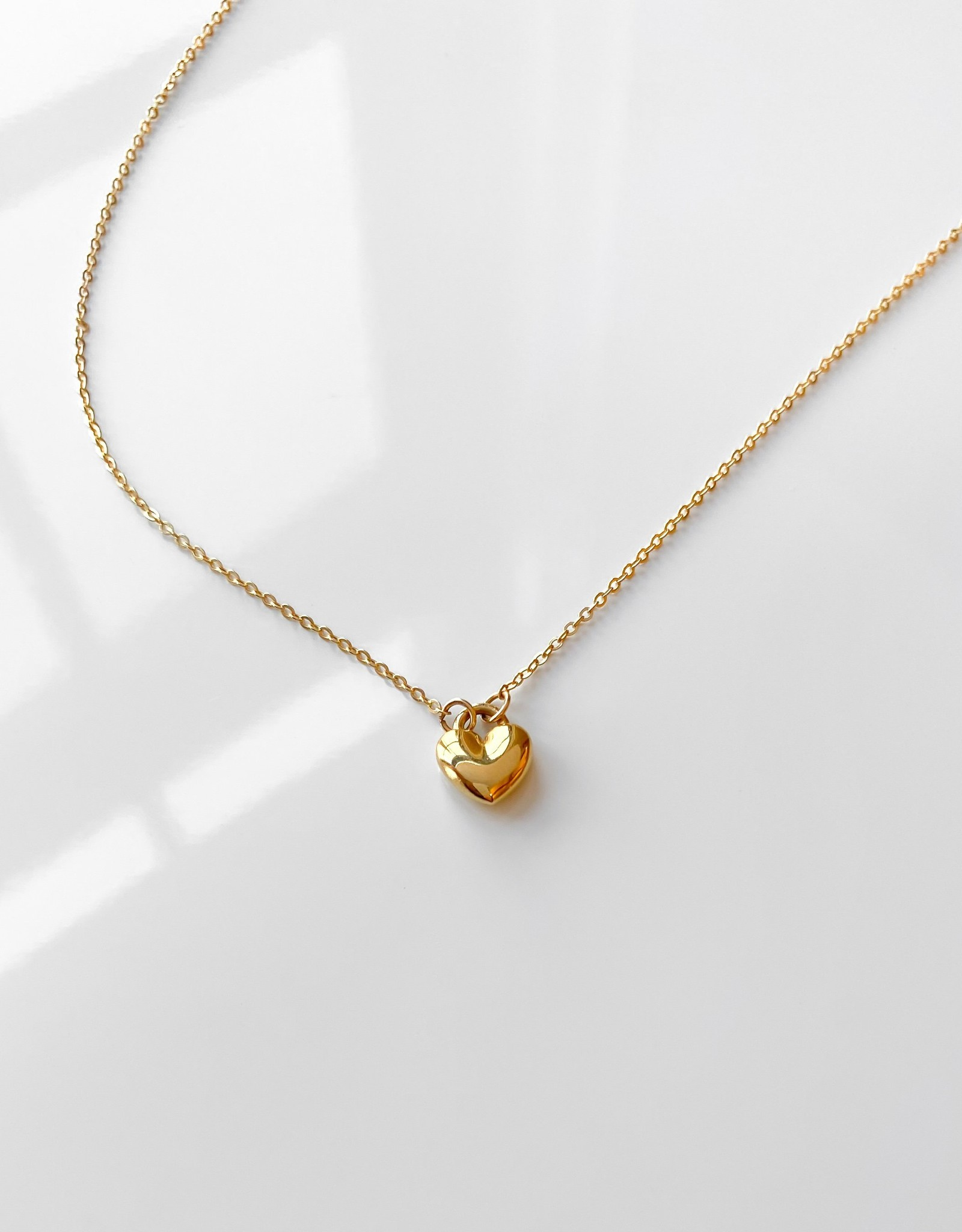 Thatch Jewelry Adoring Heart Necklace