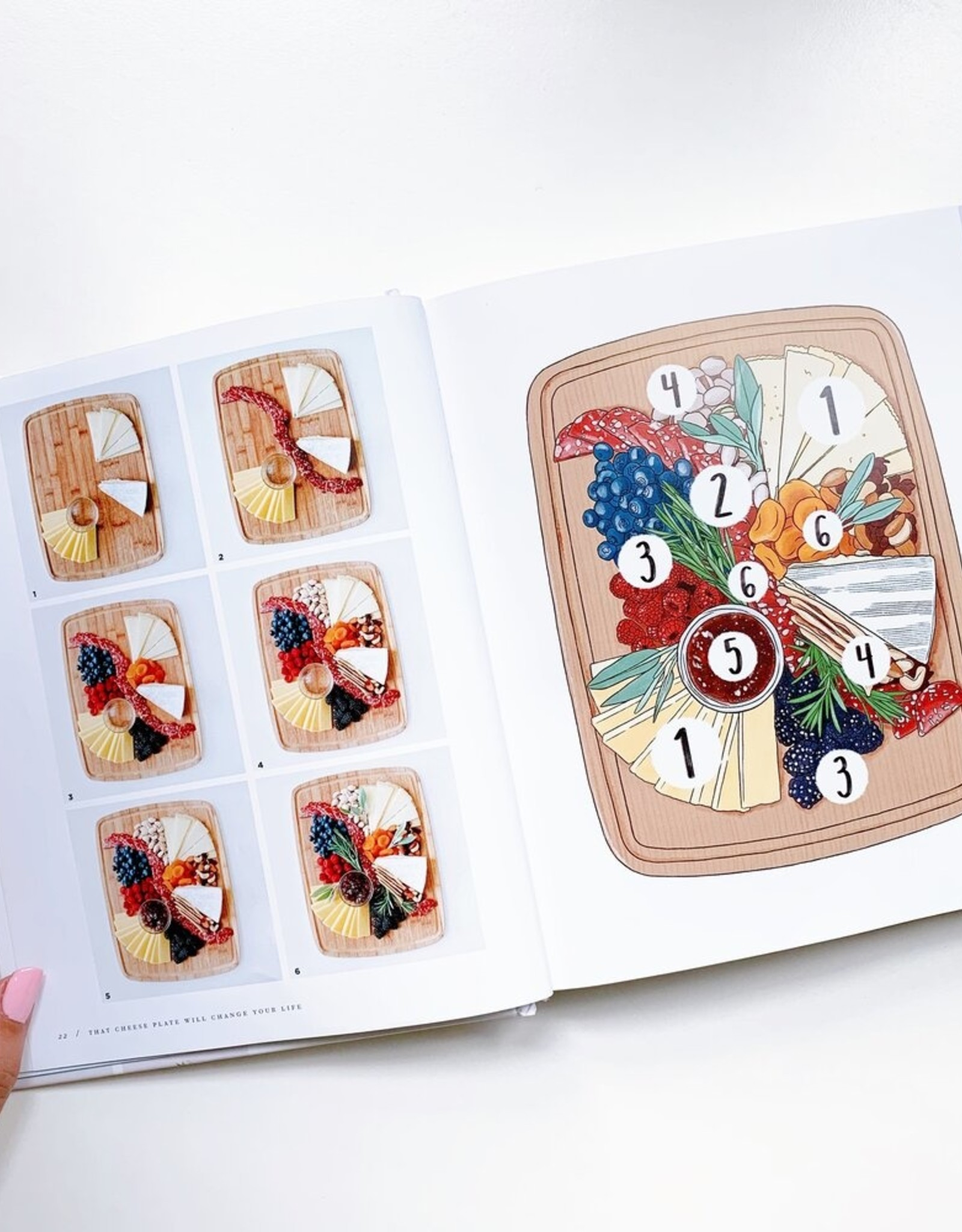 Penguin Random House That Cheese Plate