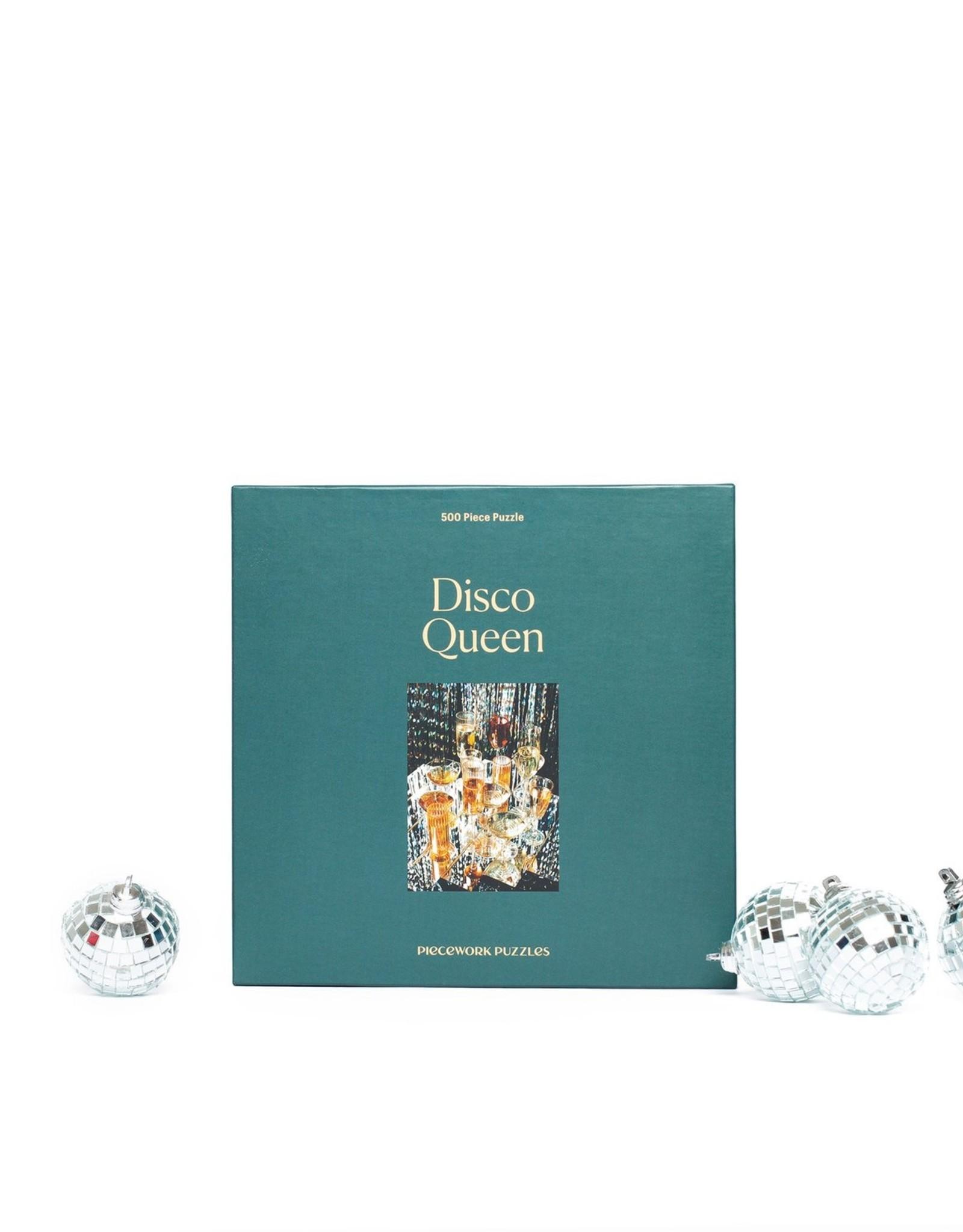Piecework Puzzles Disco Queen Puzzle