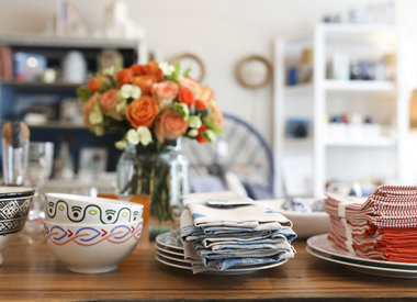 Tabletop + Linens