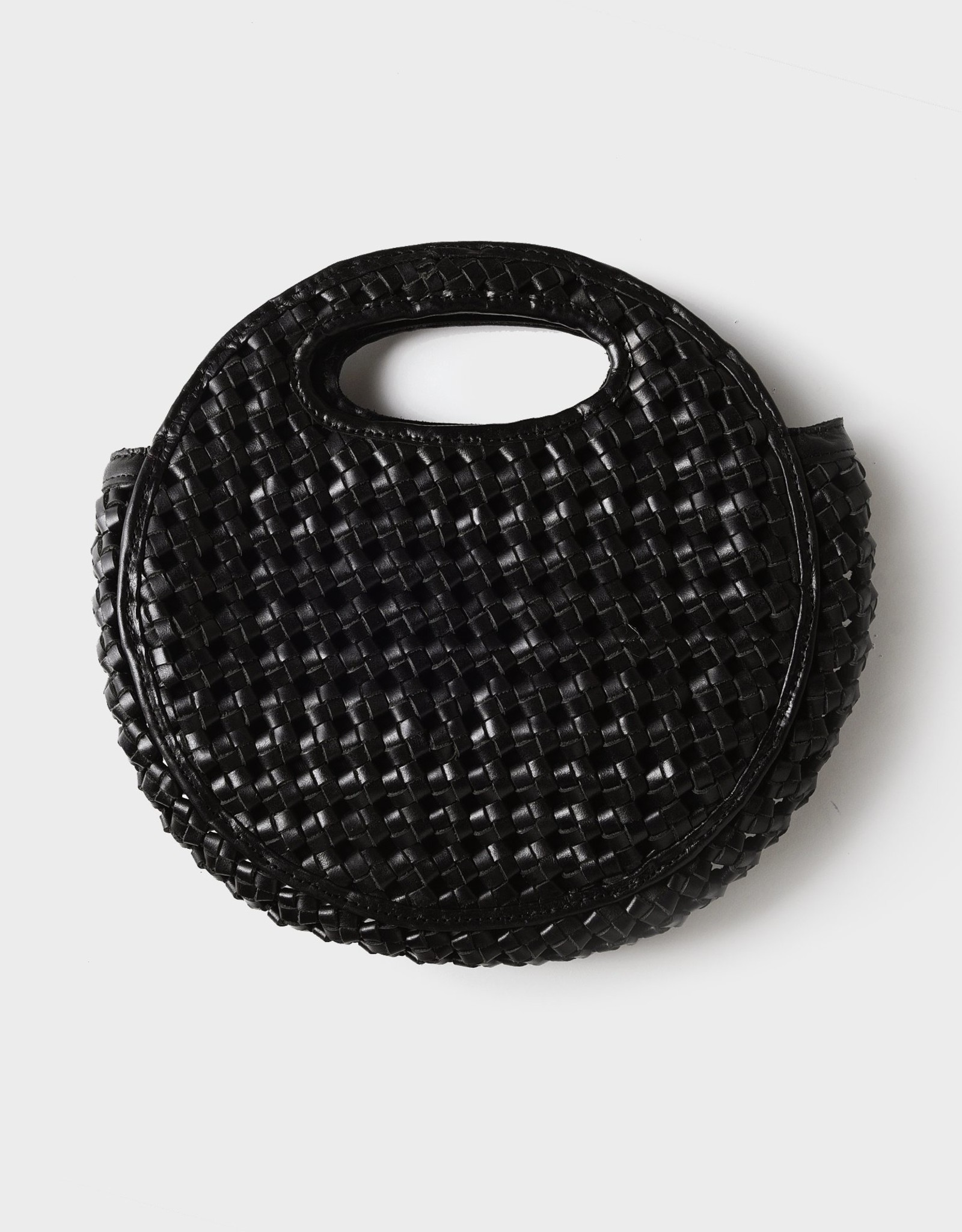 Bembien Kora Woven Leather Bag