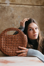 Bembien Kora Woven Leather Bag