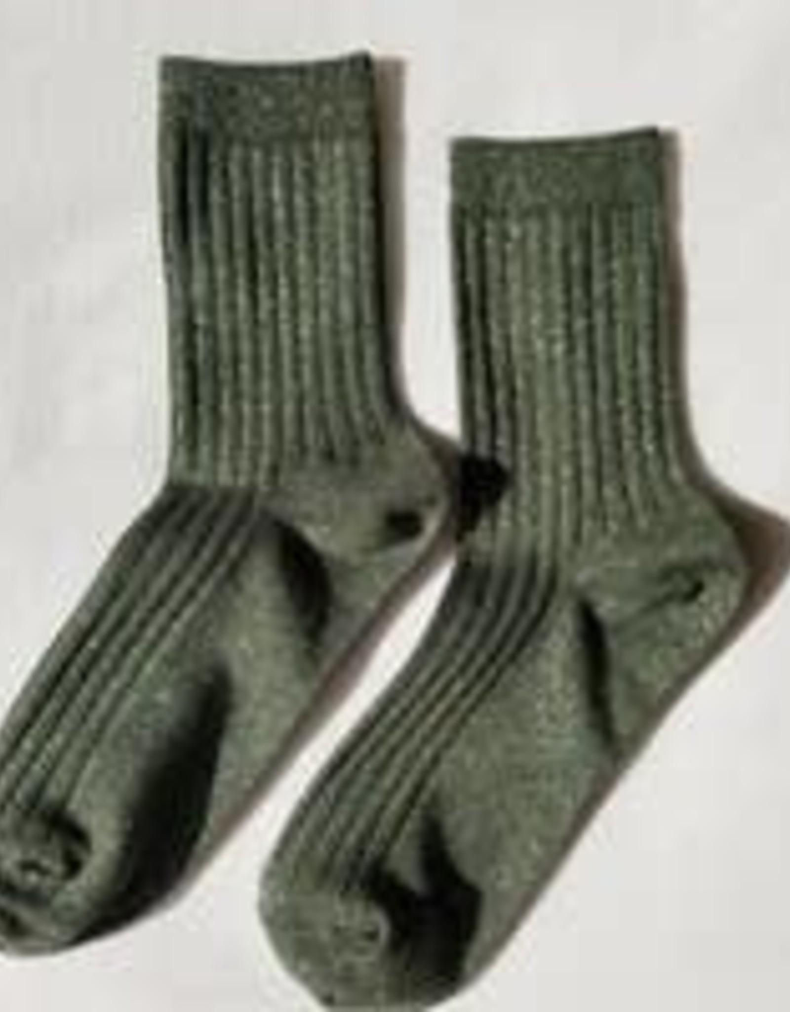 Le Bon Shoppe Her Socks - Modal Lurex