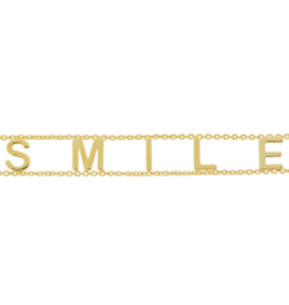 Maya J Smile Empowered Bracelet