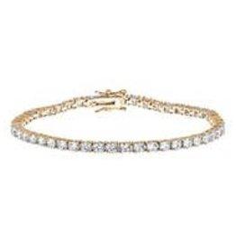 Maya J Tennis Bracelet - CZ