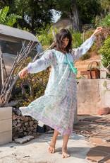 SZ Blockprints Silk Jodhpur Dress