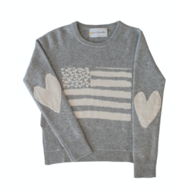 Kerri Rosenthal Love has NO color Cashmere Crew