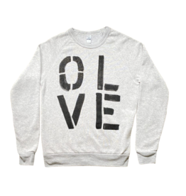 Kerri Rosenthal OLIVE You Sweatshirt