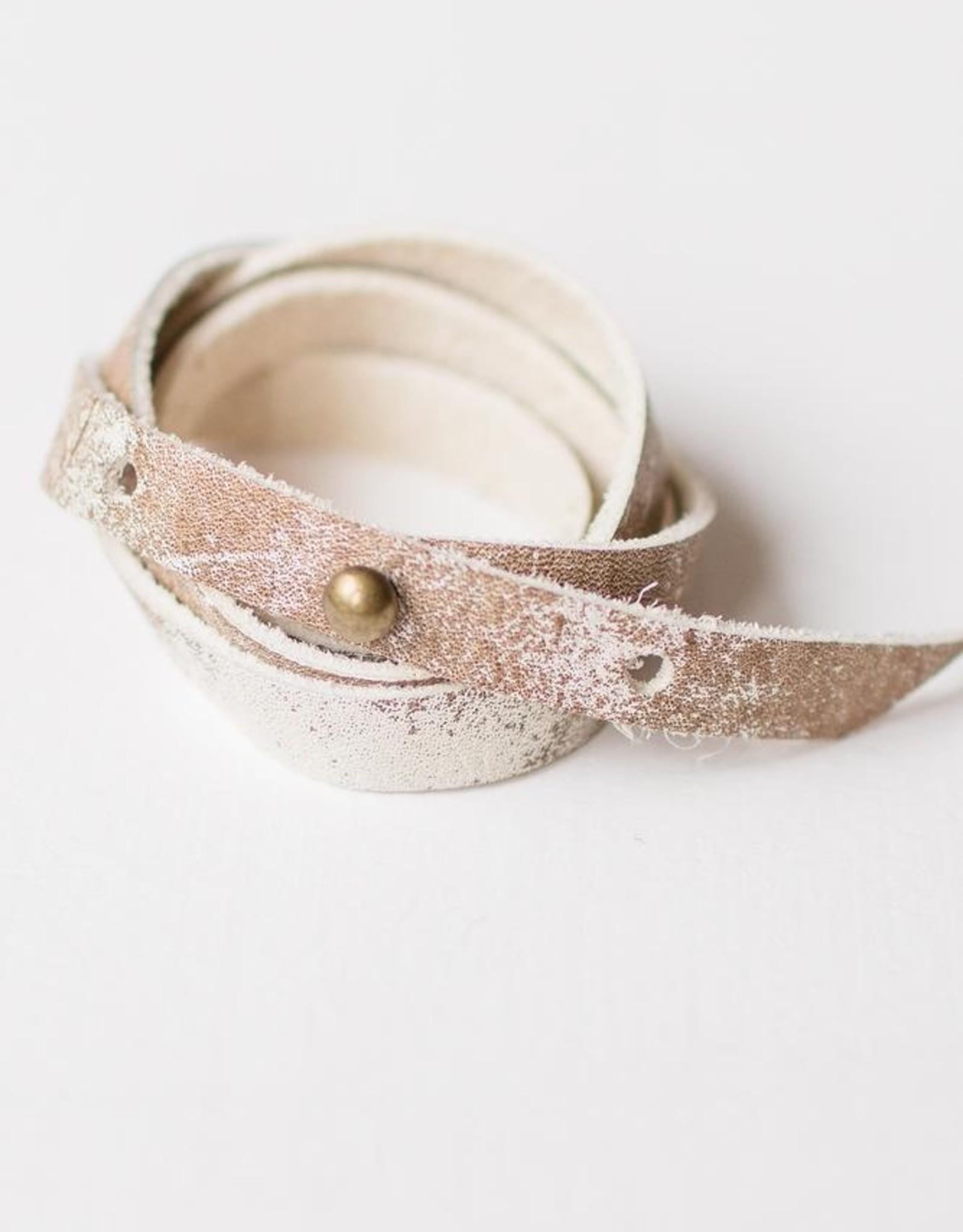 Leslie Curtis Sundance Wrap Bracelet