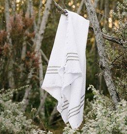 Mungo Belgian Waffle Bath Towel