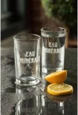 Vagabond Vintage EAU Minerale Glasses set/6