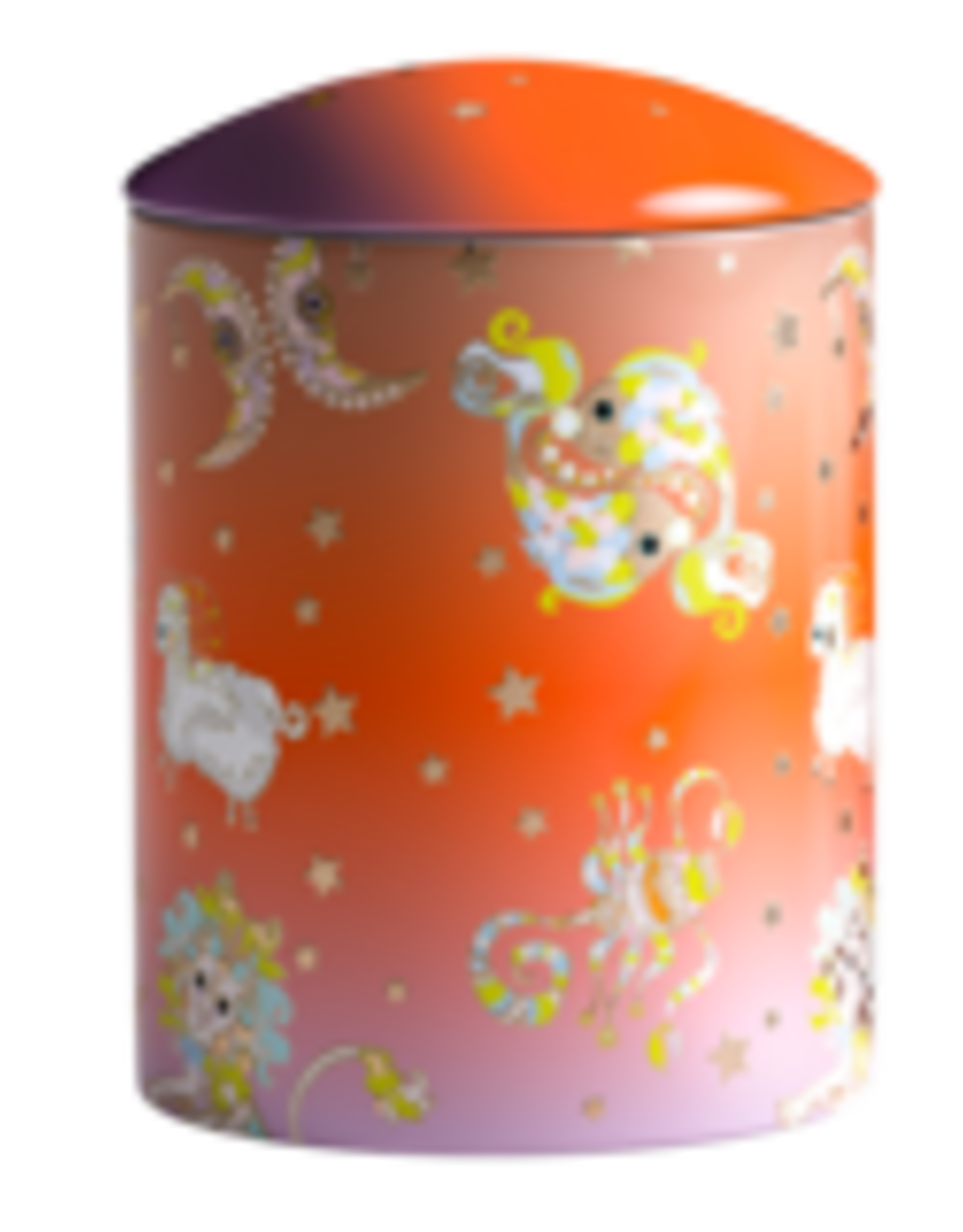L'or de Seraphine What's Your Sign Candle