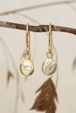Thicket Jewelry 14k Skipping Stone Earring